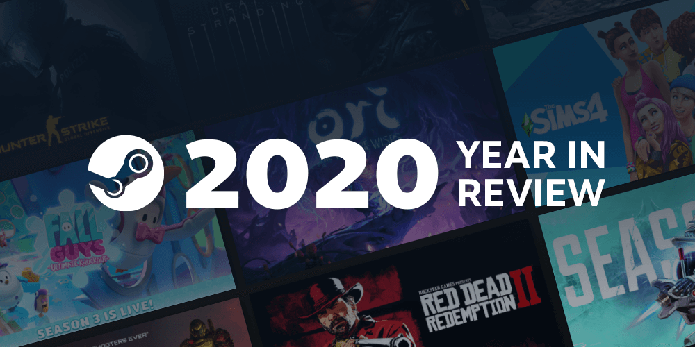 steam 2020 year in review