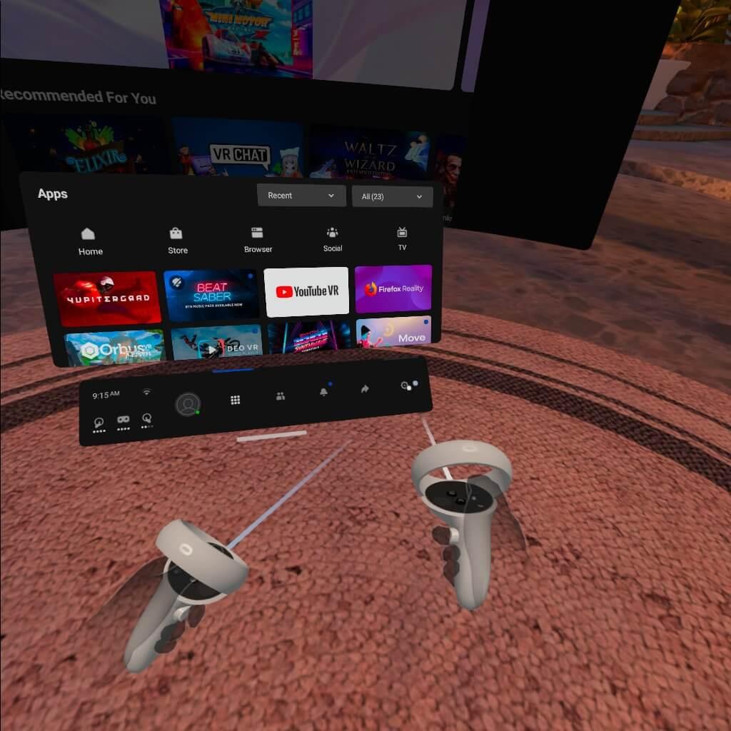 update oculus quest manually 1