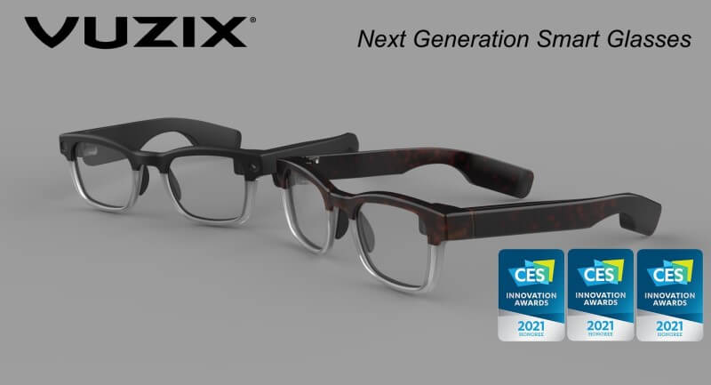 vuzix ar smart glasses