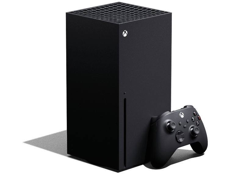 xbox series x with xbox vr