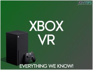 xbox vr guide everything we know