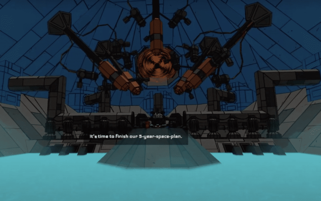 yupitergrad review gameplay screenshot