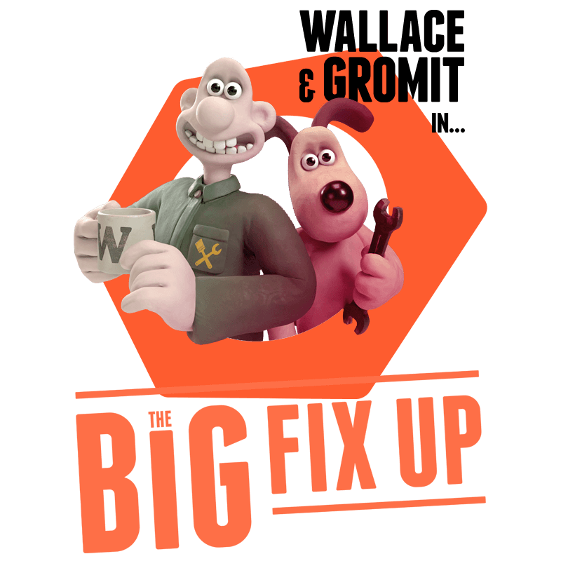 wallace and gromit the big fix up new ar game