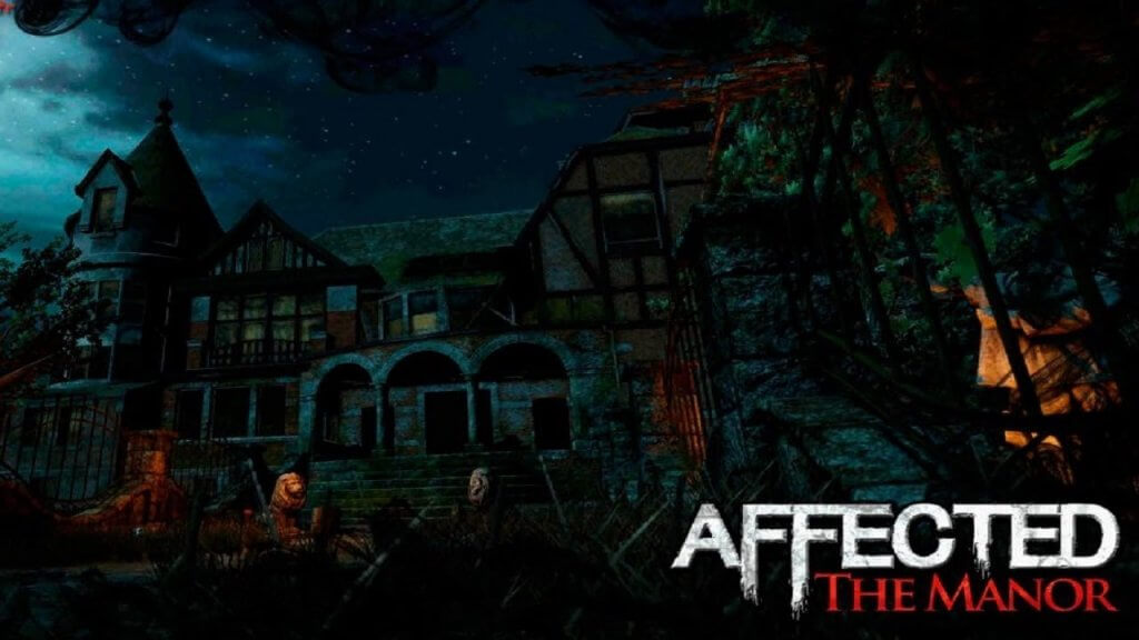 affected the manor vr horror game