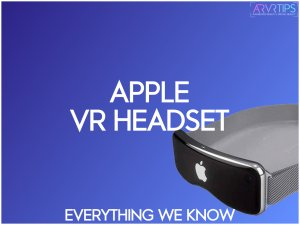 apple vr headset facts