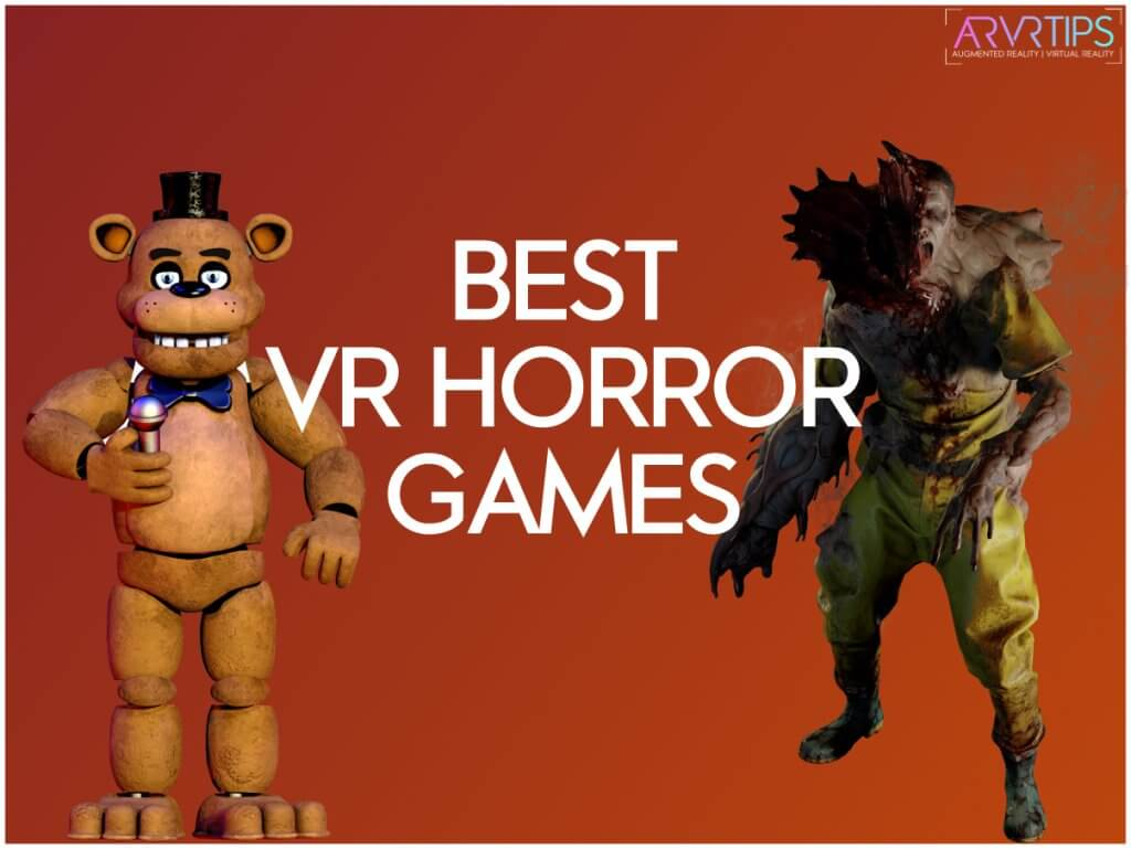 best vr horror games