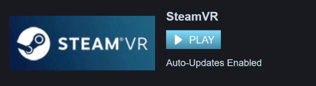 play steam vr
