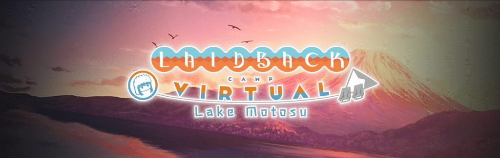 laid-back camp oculus app lab games