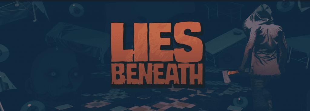 lies beneath vr horror game