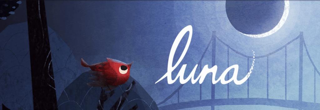 luna upcoming oculus quest game