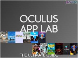 oculus app lab guide