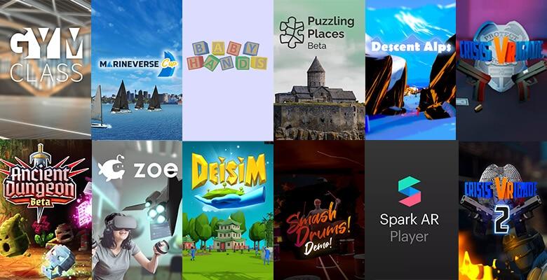 oculus app lab games