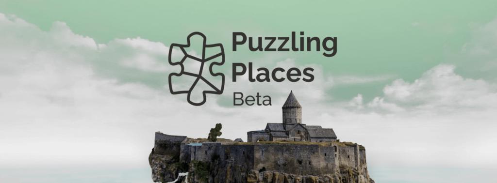 puzzling places oculus app lab game