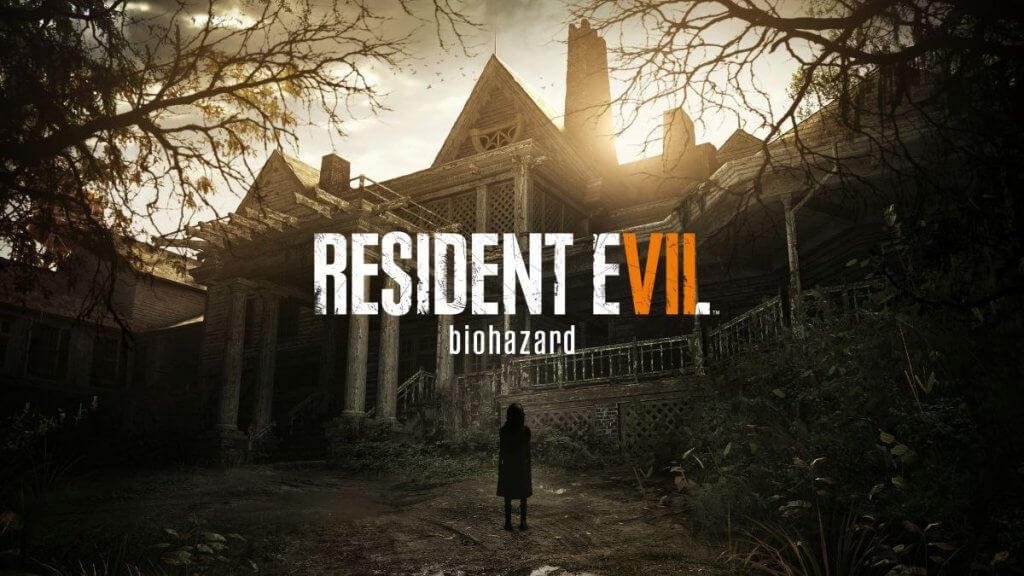 residnt evil 7 biohazard vr horror game