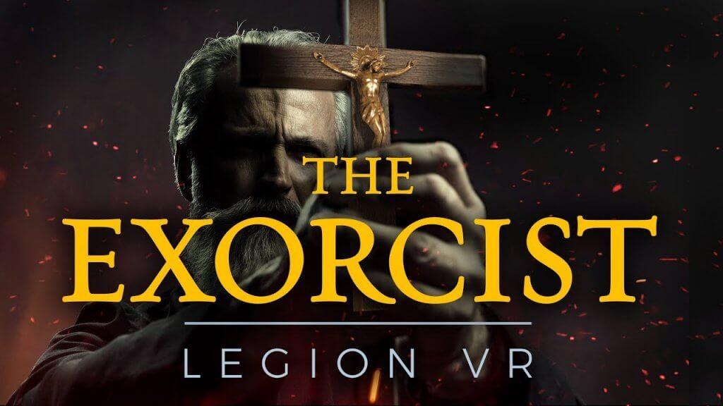 the exorcist legion vr horror game