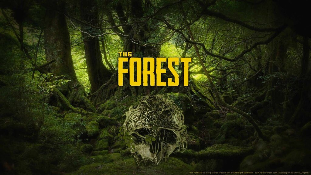 the forest vr horror game