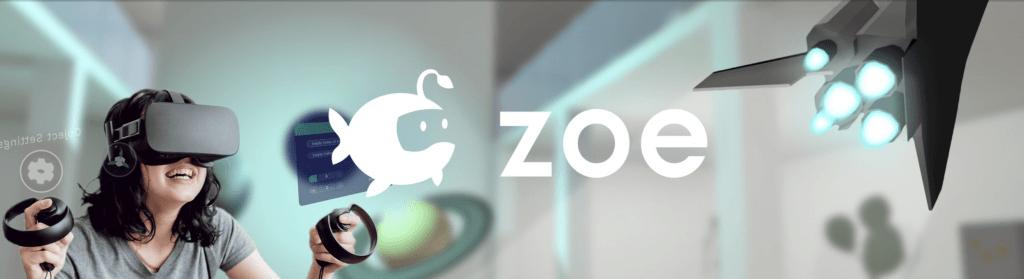 zoe oculus app lab game