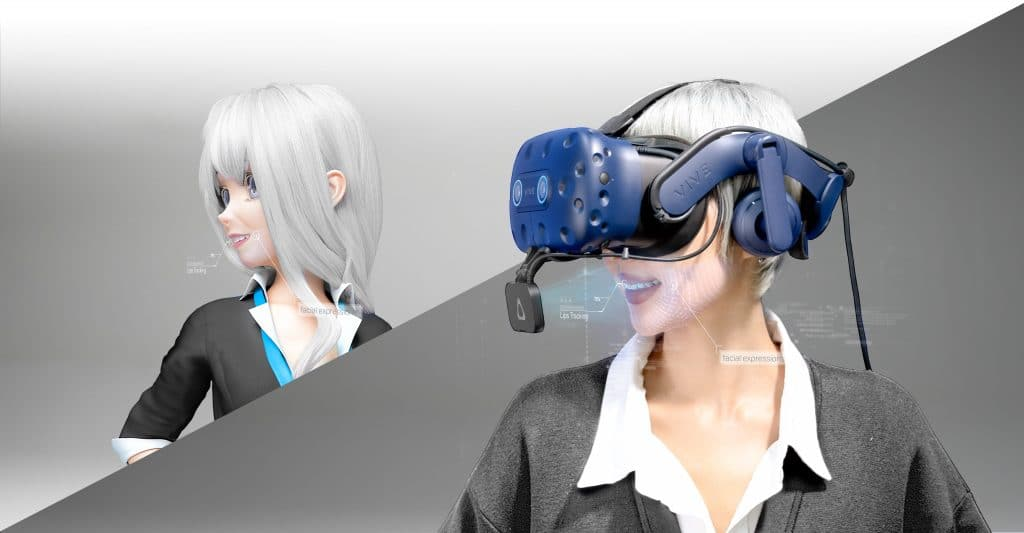 htc vive tracker 3.0 and facial tracker on the oculus quest