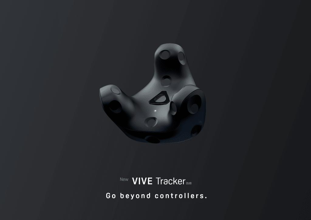 HTC Announces VIVE Tracker 3.0 and VIVE Facial Tracker