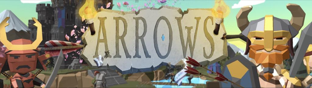 arrows oculus app lab game