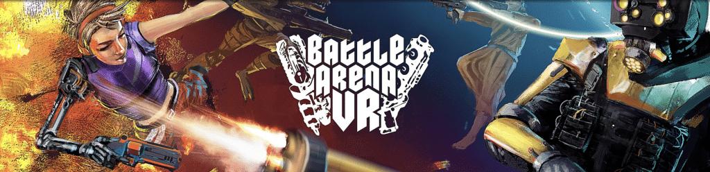 battle arena vr oculus app lab game