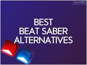 best beat saber alternatives