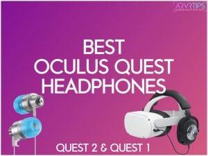 best oculus quest headphones - quest 2 or 1