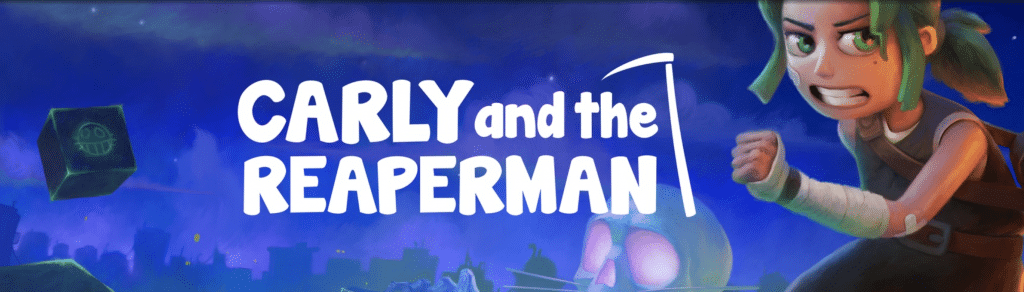 carly and the reaperman upcoming oculus quest game
