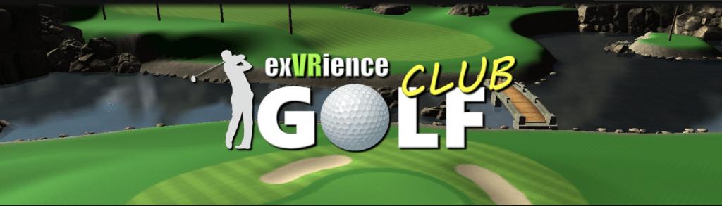 exvrience golf club best app lab game