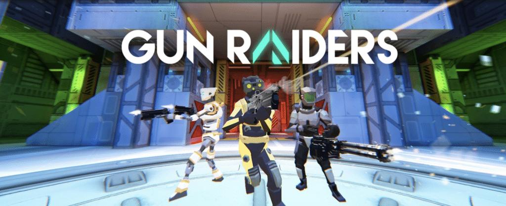 gun raiders oculus app lab game
