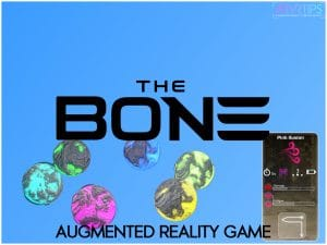 the bone review augmented reality game