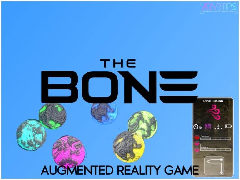 The Bone Review: Augmented Reality Superhero Game