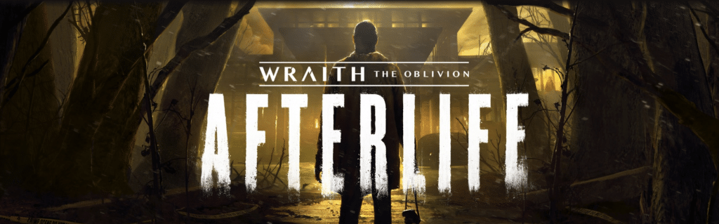 wraith the oblivion afterlife - upcoming oculus quest game