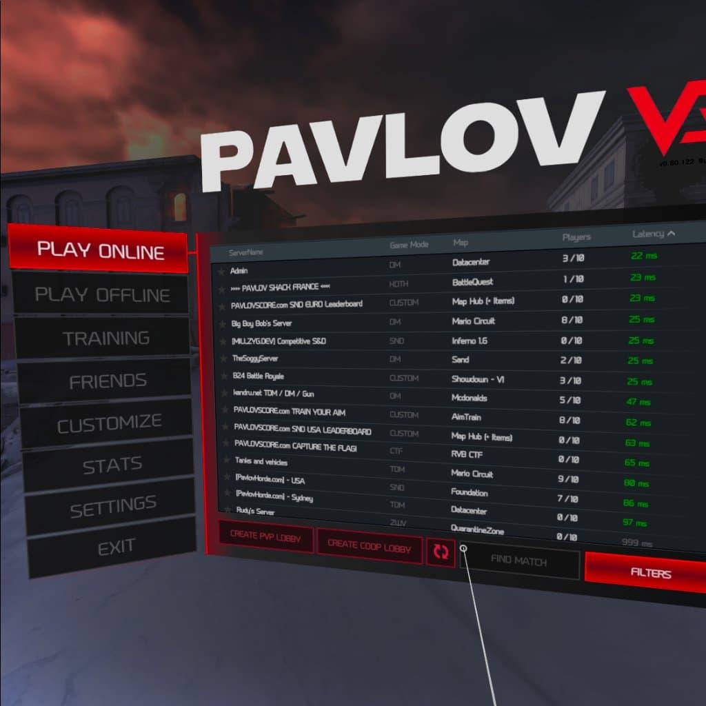3 - pavlov shack custom maps - join other servers