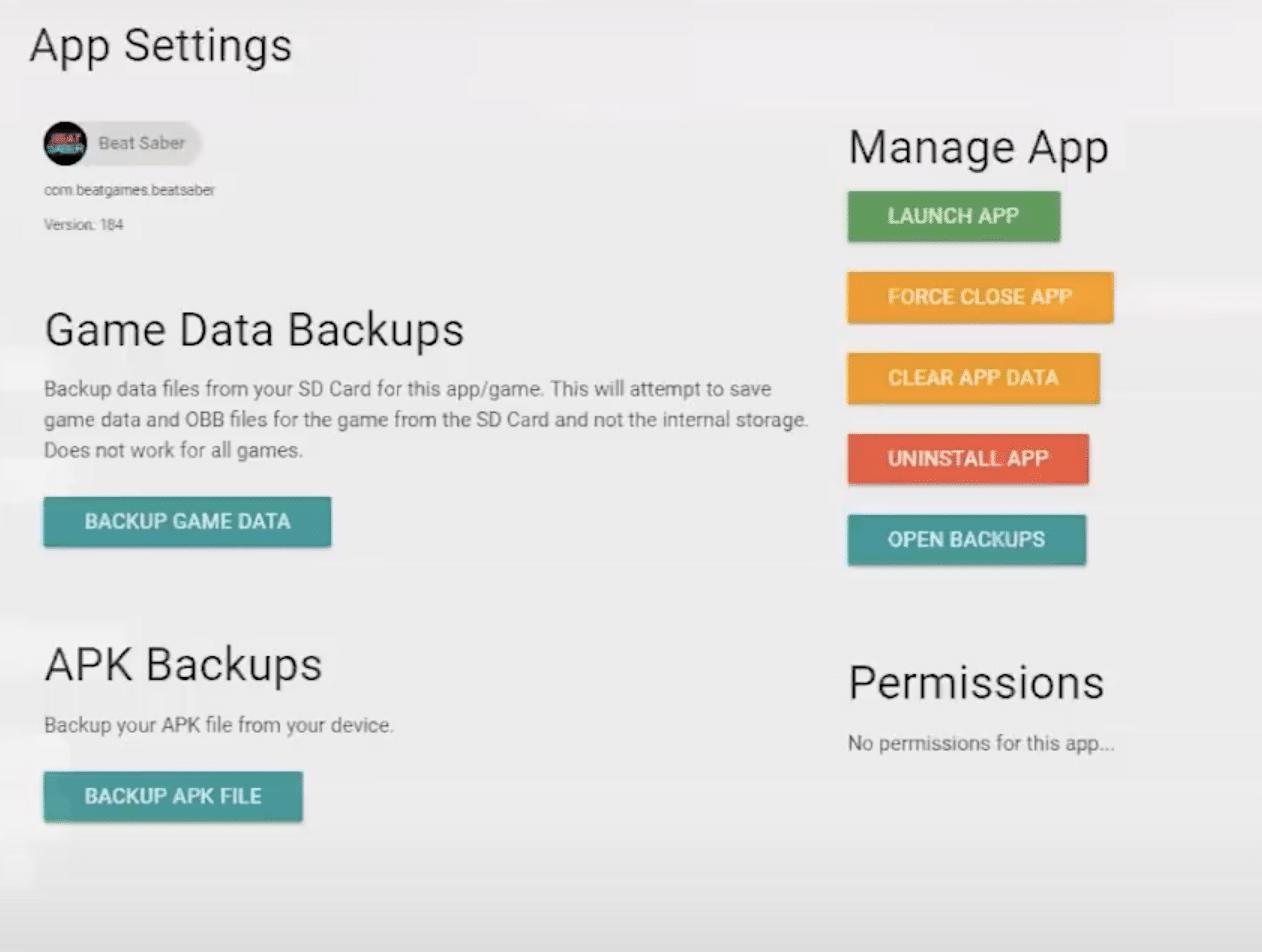 4 - backup game data and apk