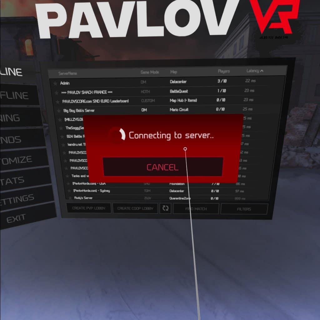 4 - pavlov shack custom maps - join other servers