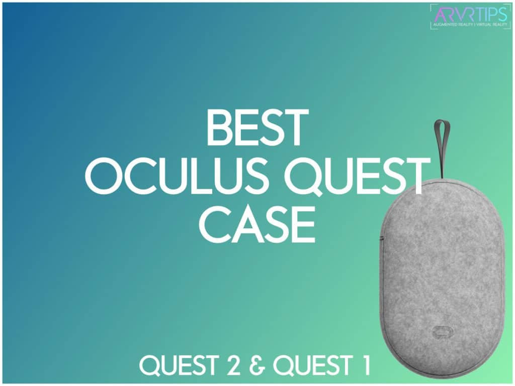 best oculus quest case