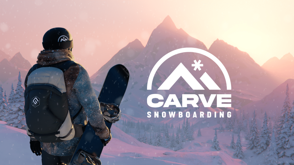carve snowboarding vr upcoming oculus quest game