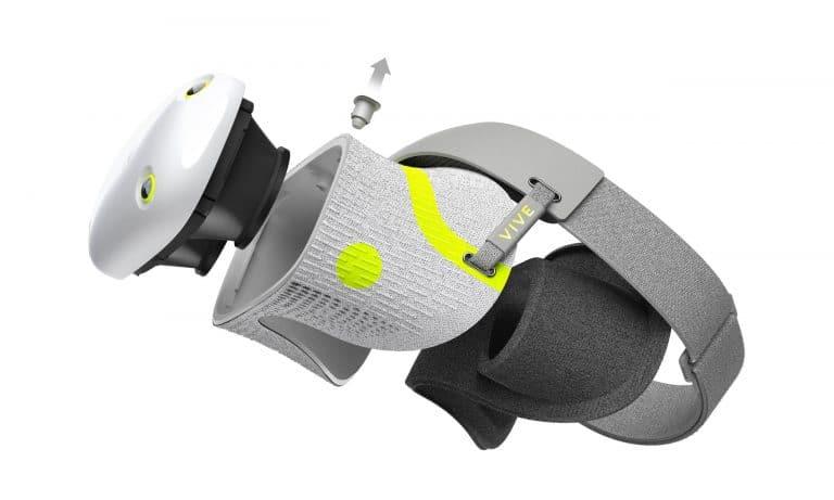 htc vive air vr headset - 3