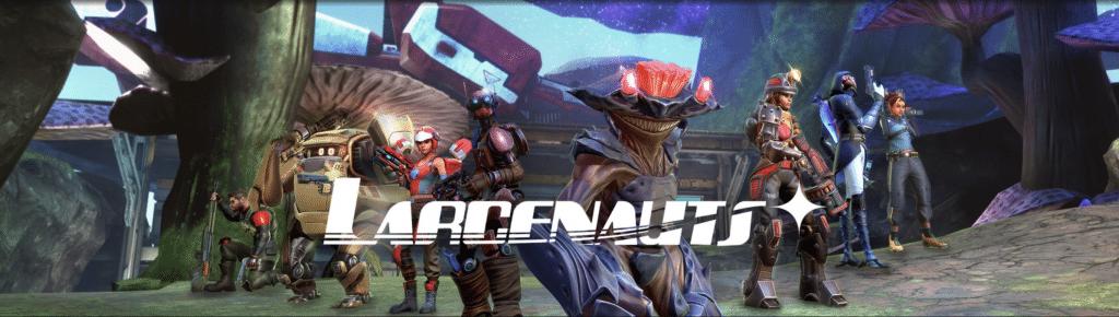larcenauts upcoming oculus quest game
