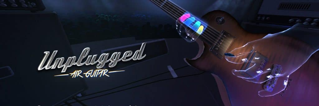 unplugged air guitar upcoming oculus quest game