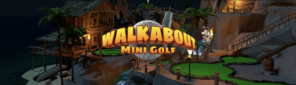 walkabout mini golf vr sports game
