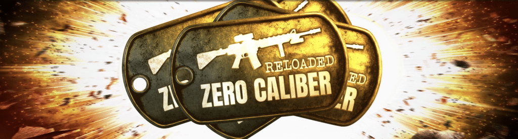 zero caliber reloaded upcoming oculus quest game