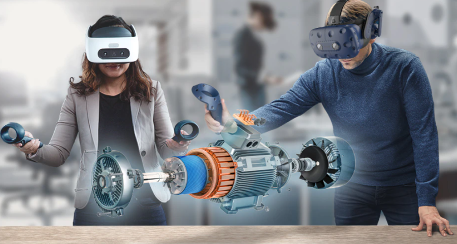 htc vive business software services