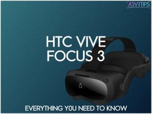 htc vive focus 3 features and information