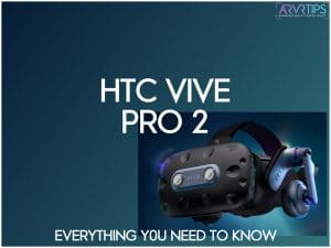 htc vive pro 2 features and information