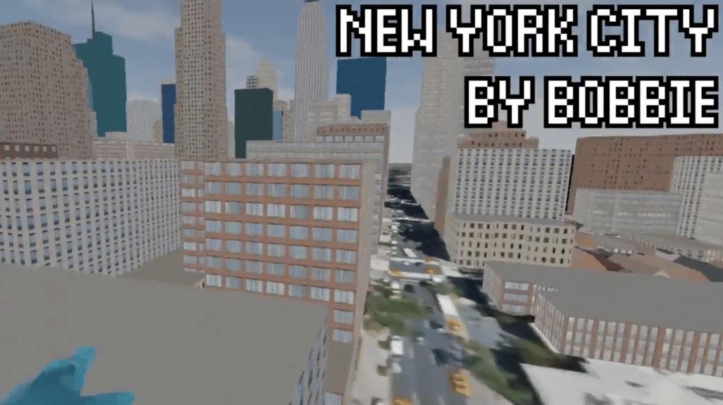 new york city gorilla tag custom maps