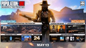 population one season 2