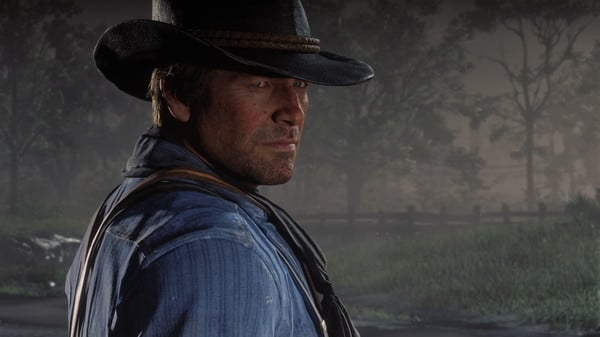 red dead redemption 2 gameplay 1