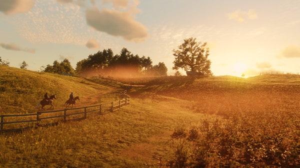 red dead redemption 2 vr mod gameplay